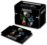Mana 4 - Symbols - Deck Box with Life Counters for Magic Cards