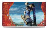 Born of the Gods Ephara, God of the Polis Playmat for Magic