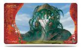 Born of the Gods Karametra, God of Harvests Playmat for Magic