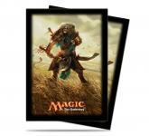 Journey into Nyx Ajani Deck Protectors for Magic 80ct