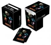 Mana 4 - Symbols - Deck Box for Magic Cards
