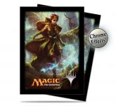 Commander Freyalise, Llanowar's Fury Deck Protector Sleeves for Magic