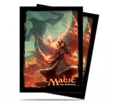 Fate Reforged Sarkhan Vol Standard Deck Protector for Magic 80ct