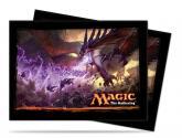 Dragons of Tarkir Key Art Standard Deck Protector for Magic 80ct