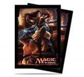 Dragons of Tarkir Narset Transcendent Standard Deck Protector for Magic 80ct