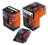 Dragons of Tarkir Sarkhan Unbroken Deck Box for Magic