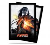Magic Origins Gideon Jura Standard Deck Protectors for Magic 80ct