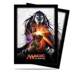 Magic Origins Liliana Vess Standard Deck Protectors for Magic 80ct