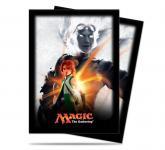 Magic Origins Chandra Nalaar Standard Deck Protectors for Magic 80ct