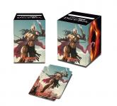 Commander 2015 Kalemne, Disciple of Iroas PRO-100+ Deck Box for Magic
