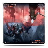 """Duel Decks: Blessed vs. Cursed Duel Decks 24"""" x 24"""" Duel Playmat for Magic"""