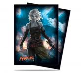 Shadows over Innistrad - Nahiri, the Harbinger Standard Deck Protectors for Magic 80ct