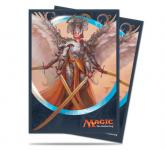 Kaladesh Angel of Invention Standard Deck Protector sleeves for Magic 80ct
