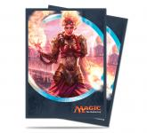 Kaladesh Chandra, Torch of Defiance Standard Deck Protector sleeves for Magic 80ct