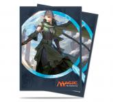 Kaladesh Nissa, Vital Force Standard Deck Protector sleeve for Magic 80ct