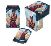 Kaladesh Saheeli Rai Full-View Deck Box for Magic