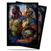 Commander 2016 Standard Deck Protector, Kynaios and Tiro of Meletis, for Magic 120ct