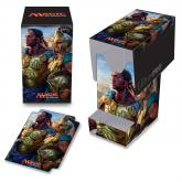 Commander 2016 PRO - 100+ Deck Box with Tray, Kynaios and Tiro of Meletis, for Magic