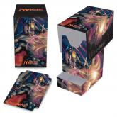 Commander 2016 PRO - 100+ Deck Box with Tray, Yidris, Maelstrom Wielder, for Magic