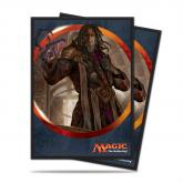 Aether Revolt Tezzeret the Schemer Standard Deck Protectors (80 ct.)