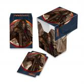 Aether Revolt Tezzeret the Schemer Full-View Deck Box for Magic