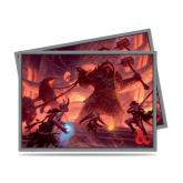 Dungeons and Dragons Fire Giant Standard Sized Deck Protector Sleeves - 50ct