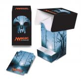 Mana 5 Swamp Full View Deck Box with Tray for Magic: The Gathering