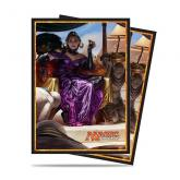 Amonkhet Standard Deck Protector sleeves - Liliana for Magic 80ct