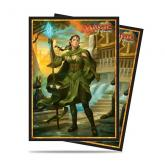 Amonkhet Standard Deck Protector sleeves - Nissa for Magic 80ct