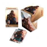Amonkhet Full-View Deck Box - Gideon for Magic