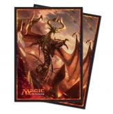 Hour of Devastation V1 Standard Deck Protector Sleeves 80ct for Magic: The Gathering