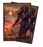 Hour of Devastation V2 Standard Deck Protector Sleeves 80ct for Magic: The Gathering