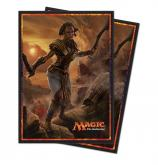 Hour of Devastation V3 Standard Deck Protector Sleeves 80ct for Magic: The Gathering