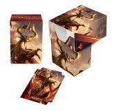 Hour of Devastation V1 Full-View Deck Box for Magic: The Gathering
