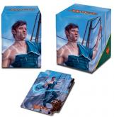Ixalan, Jace, Cunning Castaway PRO 100+ Deck Box for Magic