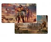 Ixalan, Legion's Landing/Adanto, the First Fort Double Sided Playmat for Magic