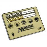 Card Size White Abacus Life Counter for Magic: The Gathering