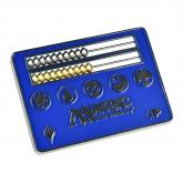 Card Size Blue Abacus Life Counter for Magic: The Gathering