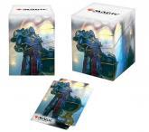 Dominaria PRO 100+ Deck Box Karn, Scion of Urza for Magic