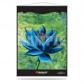 Black Lotus Wall Scroll for : Magic The Gathering