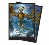 M19 Deck Protector sleeves Nicol Bolas, the Arisen for Magic 80ct
