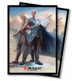 Battlebond Deck Protector sleeves Will Kenrith for Magic 80ct