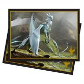 Elder Dragons: Chromium, the Mutable Standard Deck Protector Sleeves 100ct for Magic