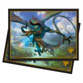 Elder Dragons: Nicol Bolas, the Ravager Standard Deck Protector Sleeves 100ct for Magic