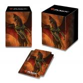 Magic The Gathering 100+ Deck Box Vaevictis Asmadi, the Dire