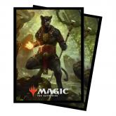 Commander 2018 Lord Windgrace Standard Deck Protector sleeves 100ct for Magic