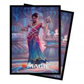 Commander 2018 Saheeli, the Gifted Standard Deck Protector sleeves 100ct for Magic
