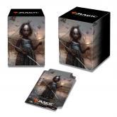 Commander 2018 Aminatou, the Fateshifter PRO 100+ Deck Box V1 for Magic