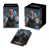 Commander 2018 Estrid, the Masked PRO 100+ Deck Box for Magic