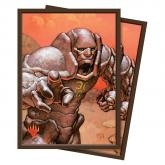 Karn, Silver Golem Standard Deck Protector sleeves 100ct for Magic